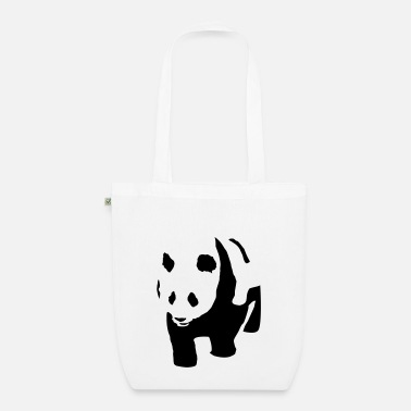 Panda Panda - EarthPositive Tote Bag