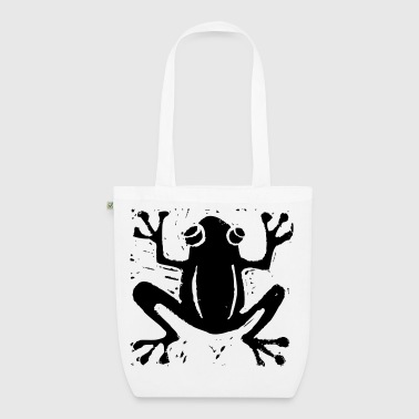 Crafty Wotnots Tree Frog - EarthPositive Tote Bag