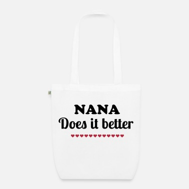 Nana Nana - EarthPositive Tote Bag