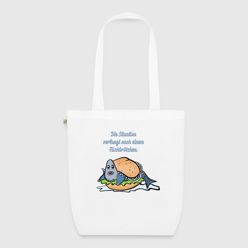 Fischbroetchen - EarthPositive Tote Bag