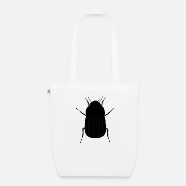 Large Large beetle - Organic Tote Bag