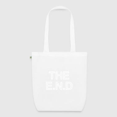 Cool the end - EarthPositive Tote Bag