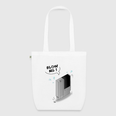 Blow me ! - EarthPositive Tote Bag