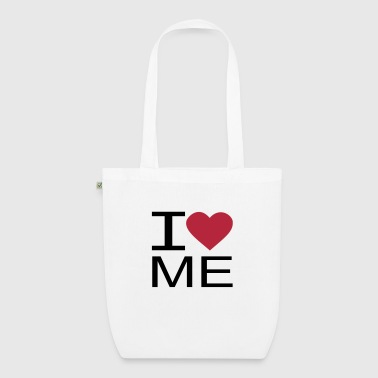 I Love Me - EarthPositive Tote Bag