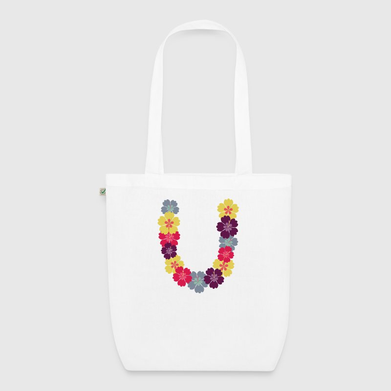 Hawaiian flower necklace - EarthPositive Tote Bag