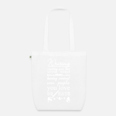 Writing Writing - EarthPositive Tote Bag