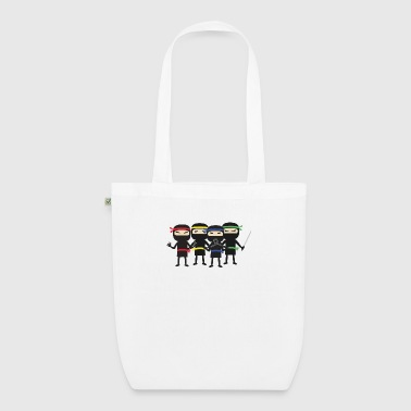 Ninja group - EarthPositive Tote Bag