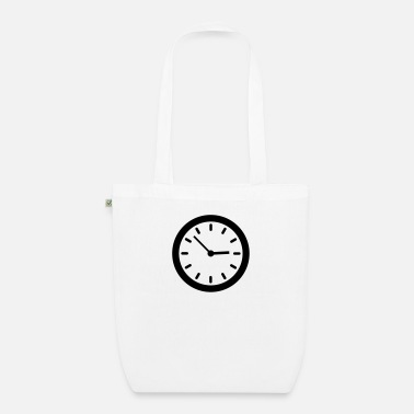 Clock Clock - EarthPositive Tote Bag