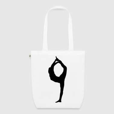 Cheerleading, Cheerleader - Gymnastics - Bio stoffen tas