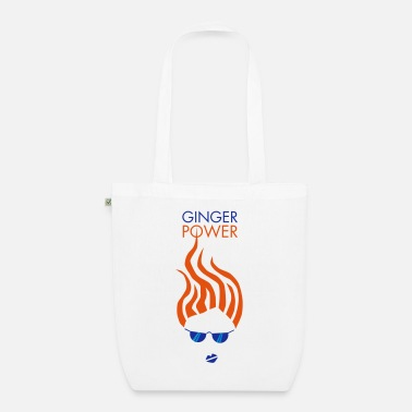 Ginger Ginger Power - EarthPositive Tote Bag