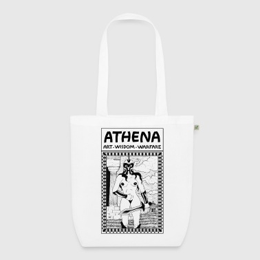 Athena. Art, Wisdom and Warfare - EarthPositive Tote Bag