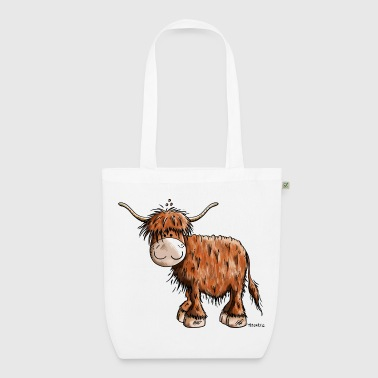Highland Cattle - EarthPositive Tote Bag