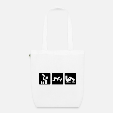 Cool Alcohol - Organic Tote Bag