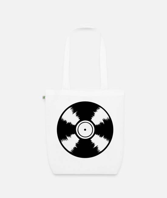 Festival Bags & Backpacks - vinyl - Organic Tote Bag white