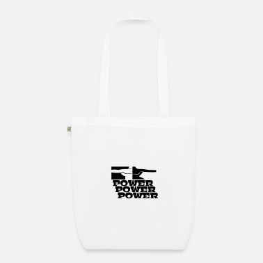 Power POWER POWER POWER - Organic Tote Bag