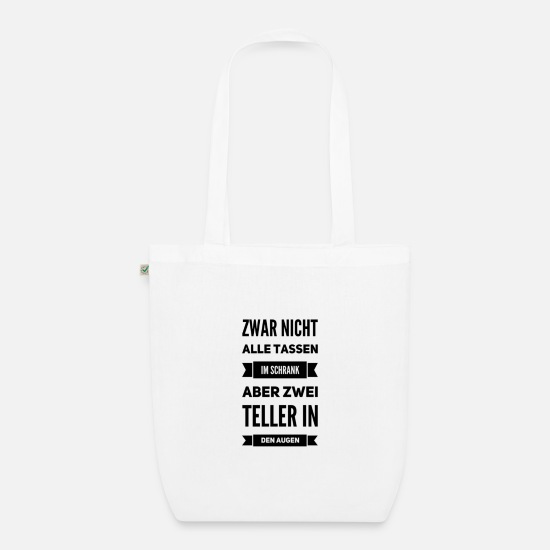 Part Bags & Backpacks - Parts part of drugs | Druff Druffie Techno Gifts - Organic Tote Bag white