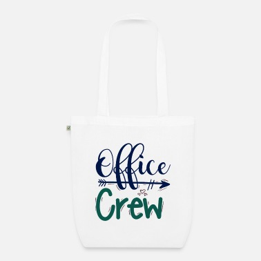 The Office office crew office team - Organic Tote Bag