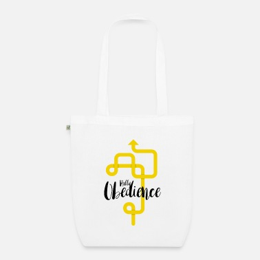 Rally Obedience Rally Obedience - Organic Tote Bag