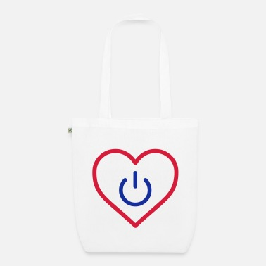 Relation power of love v3 - Sac en tissu bio