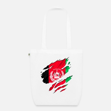 Country Flag Football Sport And Arab Art Jesus afghanistan army peace - Organic Tote Bag