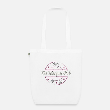 Marquee 1962 The Marquee Club II - Organic Tote Bag