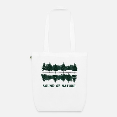 Nature Conservation Sound of Nature T Shirt - nature conservation - Organic Tote Bag