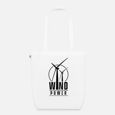 For Wind Energy Wind power wind energy - Organic Tote Bag