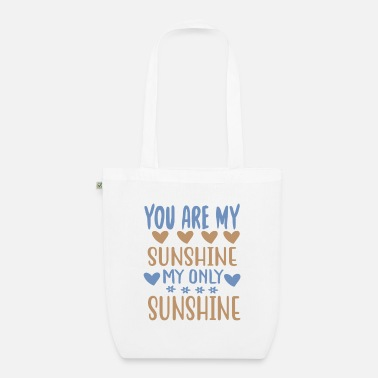 Wilderness You are my - Adventure Design - Organic Tote Bag