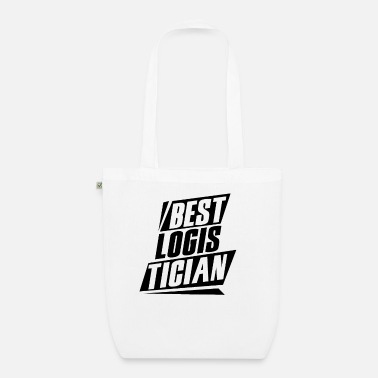 Train Best logistician - Organic Tote Bag