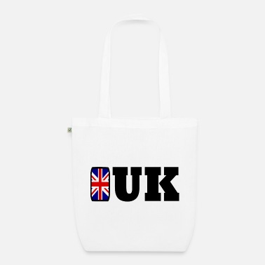 Uk Uk - Organic Tote Bag