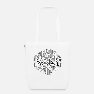 Body body - Organic Tote Bag