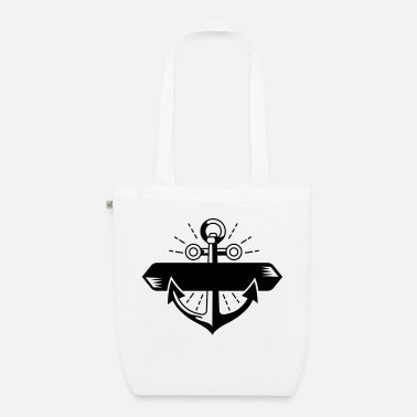 anchor - Organic Tote Bag