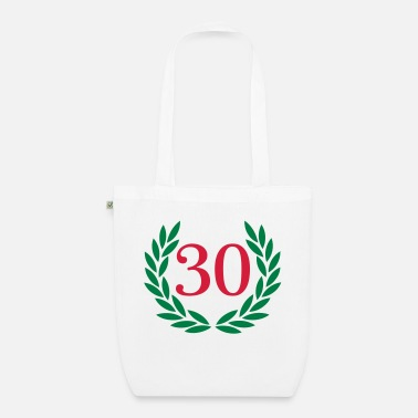 30 birthday - Organic Tote Bag