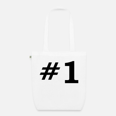 Number One Number One - Organic Tote Bag