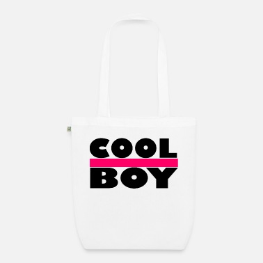 Toy Cool boy - Organic Tote Bag