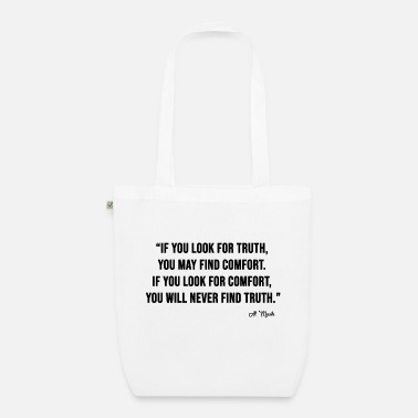 LOOK FOR TRUTH - Organic Tote Bag