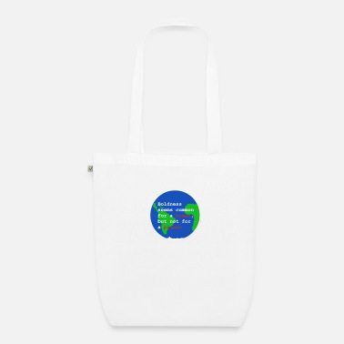 flooded planet - Organic Tote Bag