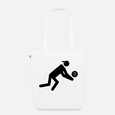 Volley volley - Organic Tote Bag
