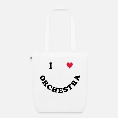 Orchestra orchestra - Organic Tote Bag