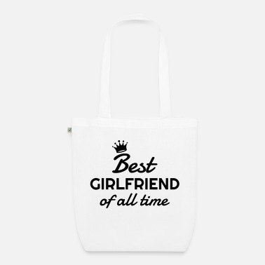 Girlfriend Love Girlfriend Boyfriend Liebe Amour Wedding - Organic Tote Bag