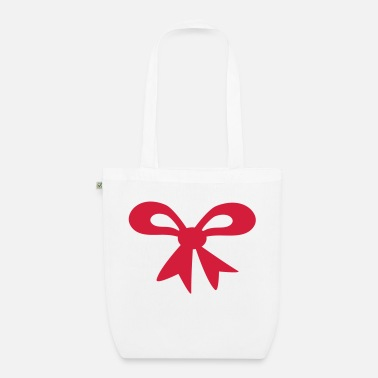 Ribbons ribbon - Organic Tote Bag
