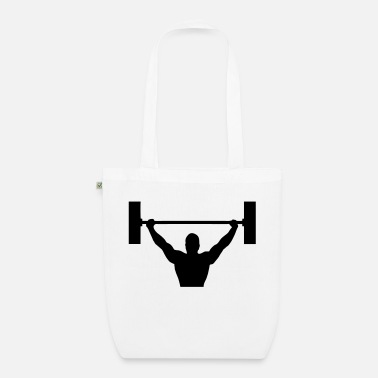 Body Building body building - Organic Tote Bag