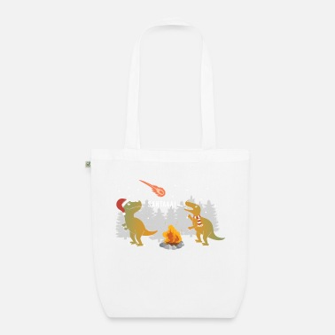 Extinct Merry Extinction - Organic Tote Bag