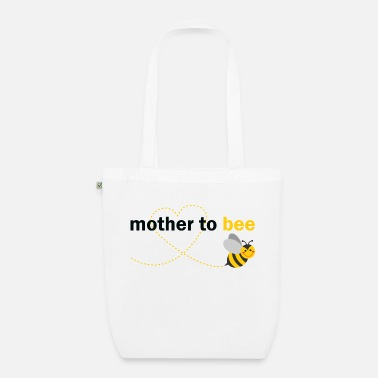 Mother-to-be Mother To Bee - Organic Tote Bag