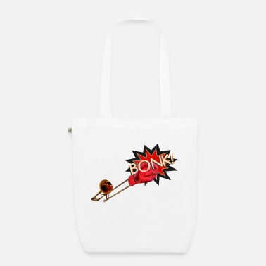 Sounds like BONK! - Organic Tote Bag