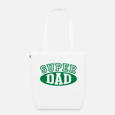 Super Dad SUPER DAD - Organic Tote Bag