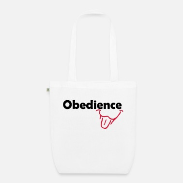 Obedience Obedience is Fun - Organic Tote Bag