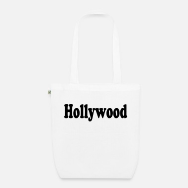 Hollywood hollywood - Borsa di stoffa ecologica