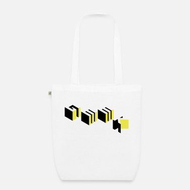 be the geek - Organic Tote Bag