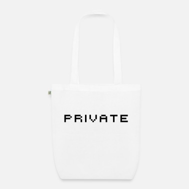 Privateer private - Organic Tote Bag